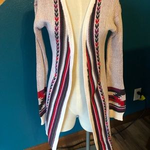 Long cardigan by Designers Closet by Billabong